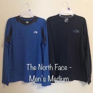 Set of 2 Men's Shirts - The North Face Size Medium